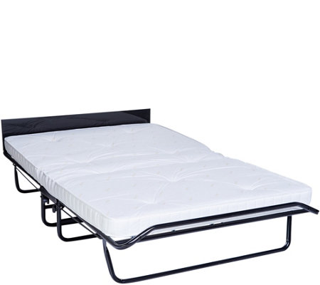 JayBe Fold Away Double Bed with Mattress