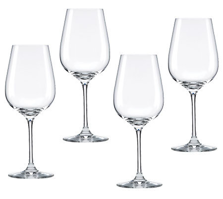 Lenox Tuscany Classics Set of 4 Pinot Grigio Wine Glasses