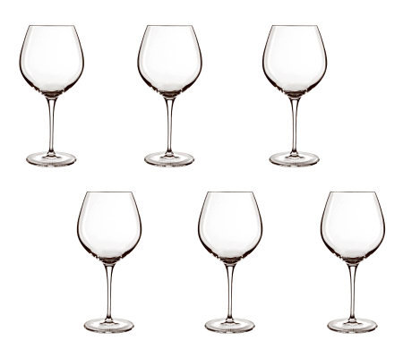 Luigi Bormioli 22.25-oz Vinoteque Robusto Glasses - Set of 6