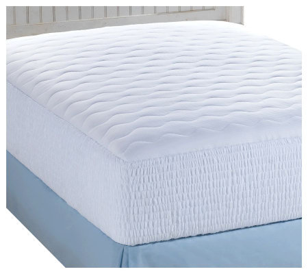 Croscill 400TC Pima Cotton Queen Mattress Pad