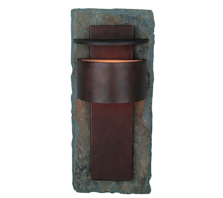 Kenroy Home Pembrooke Outdoor Wall Lantern