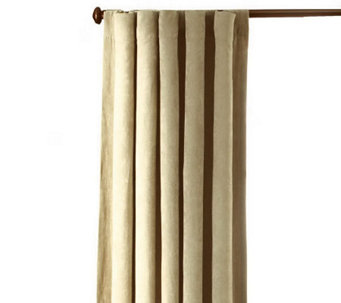 Sure Fit Soft Sueded Drapes - Set of 2 - H156320