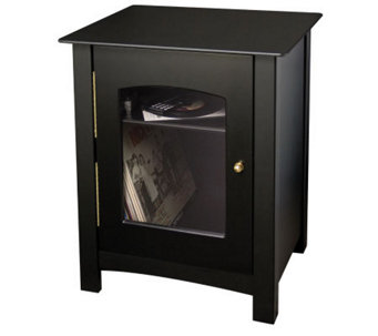 Crosley Bardstown Entertainment Cabinet - H177020