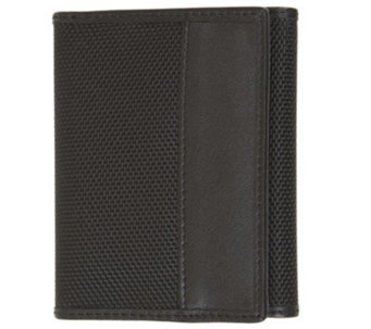 Travelon RFID Blocking Tri-fold Wallet - H177220