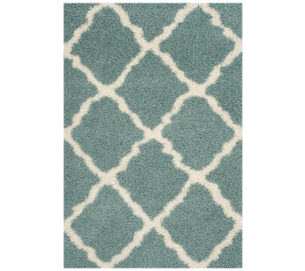 Dallas Shag 8' x 10' Area Rug by Safavieh - H286020