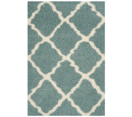 Dallas Shag 8' x 10' Area Rug by Safavieh