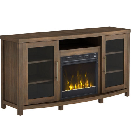 ClassicFlame Rossville Fireplace TV Stand for TVs up to 60""