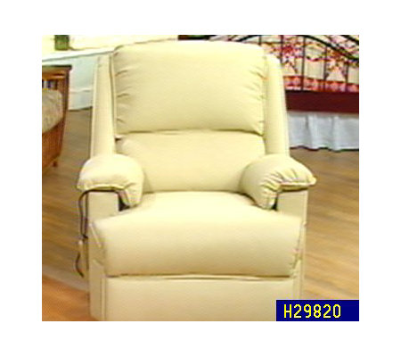 Stratolounger Rocker Recliner with Massage and Heat
