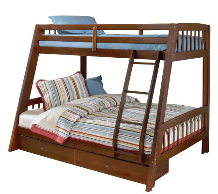 Hillsdale Furniture Rockdale Bunk Bed