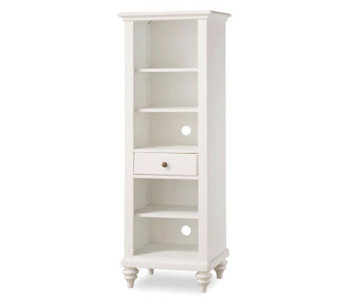 Home Styles Bermuda Brushed White Pier Cabinet - H361720