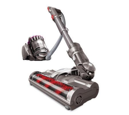 Dyson Dc22 Motorhead Canister Vacuum Qvc Com