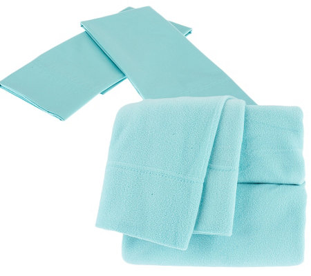 Malden Mills Polarfleece FL Sheet Set w/ Additional Cotton PCs