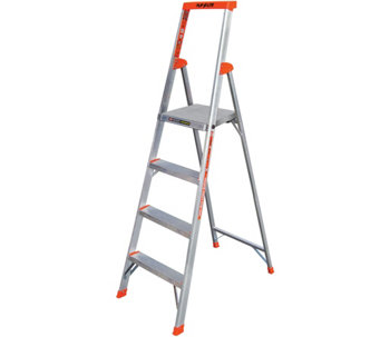 Little Giant 6' Flip-N-Lite Lightweight Step Ladder - H287821