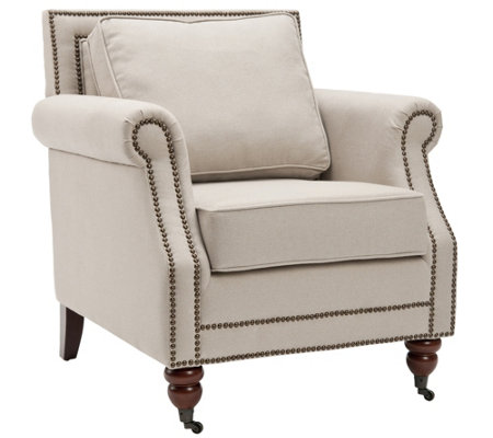 Karsen Club Chair by Valerie Parr Hill