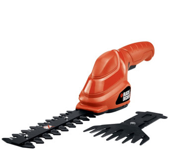 Black & Decker 2-in-1 Garden Shear Combo - H290521