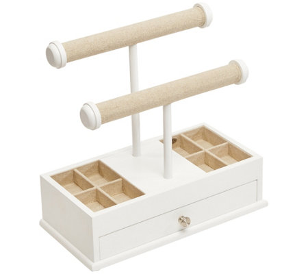 Mele & Co. Ivy Wooden Jewelry Box