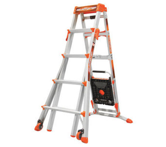 Little Giant Select Step 5-8' Type 1A Step Ladder - H351821