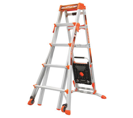 Little Giant Select Step 5-8' Type 1A Step Ladder