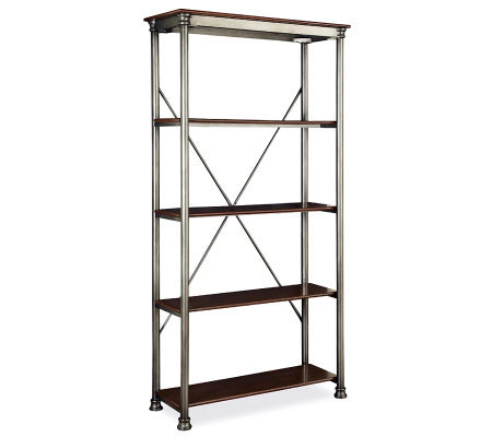 "Home Styles The Orleans 76"" Multifunction Shelves"