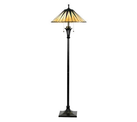 Tiffany Style Gotham Floor Lamp