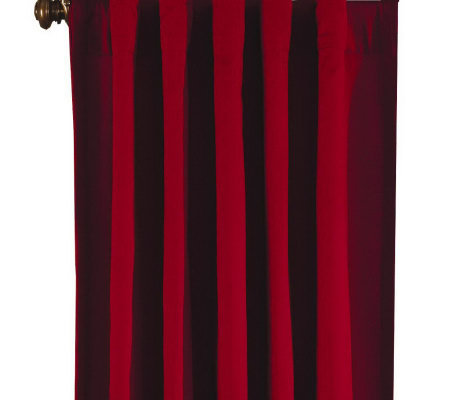 Sure Fit Cotton Duck Drapes - Set of 2
