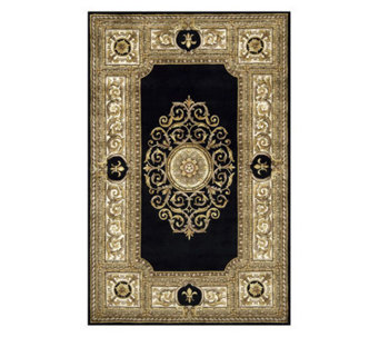 "Momeni Maison Aubusson 2'6"" x 4'3"" Handmade Wool Accent Rug - H161522"