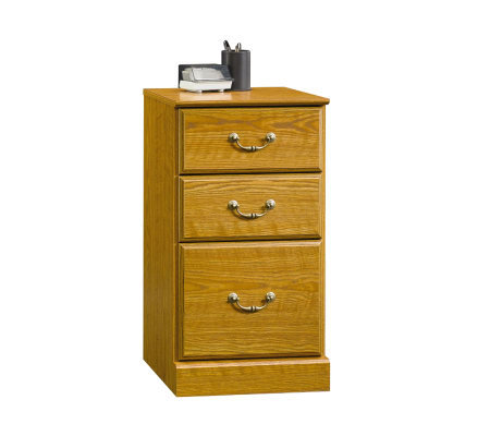 Sauder 3-Drawer Pedestal