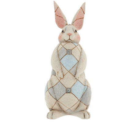 Jim Shore Heartwood Creek Oversized Bunny Statue