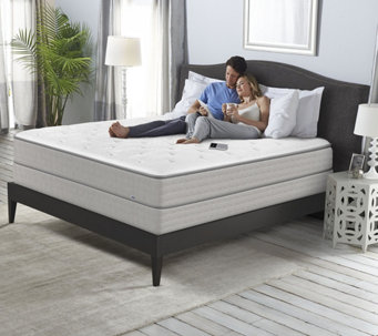 Sleep Number cSE Queen Modular Base Mattress Set - H215422