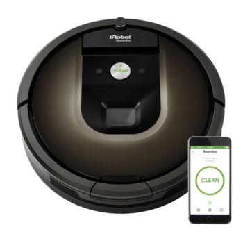 iRobot Roomba 980 Robotic Vacuum