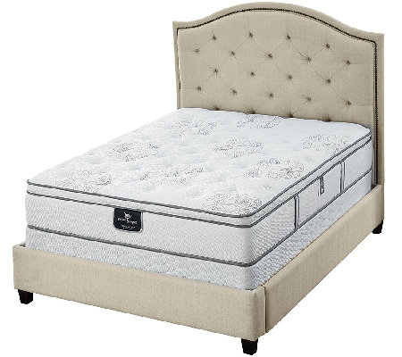 Serta Perfect Sleeper Private Luxury 12 5 Eurotop Kg Mattress Set