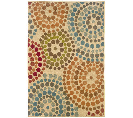 "Emerson 5' x 7'6"" by Oriental Weavers - Emory"