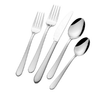 Towle Alexander 18/10 Stainless Steel 45-pc Flatware Set - H283923