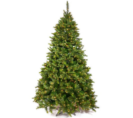 7.5' Cashmere Pine Tree by Vickerman