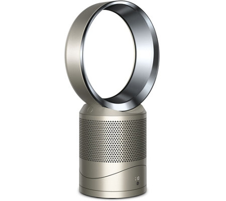 Dyson Pure Cool Link Air Purifying Desk Fan,Scandium/Nickel