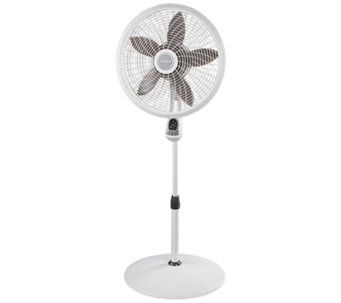 "Lasko 18"" Pedestal Fan White - H361023"