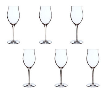 Luigi Bormioli 11.5-oz Vinoteque Gradevole Glasses - Set of 6 - H364923