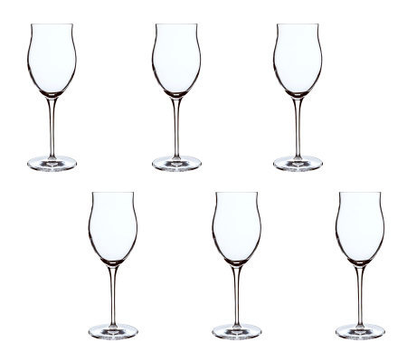 Luigi Bormioli 11.5-oz Vinoteque Gradevole Glasses - Set of 6