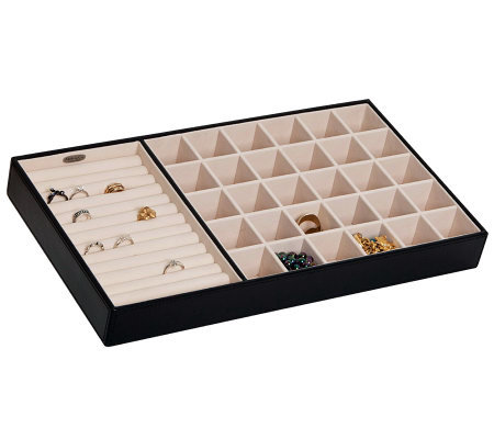 "Mele & Co. ""Blaine"" In-Drawer Jewelry Organizer"