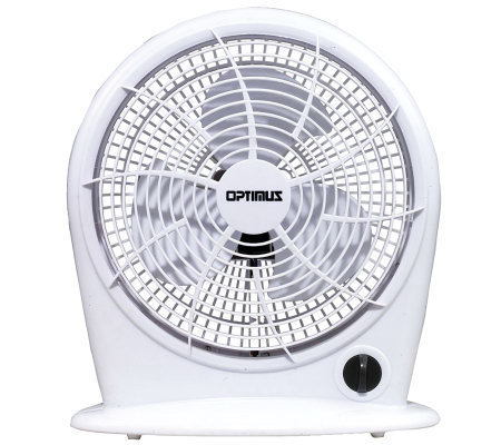 "Optimus 10"" Stylish Personal Fan"