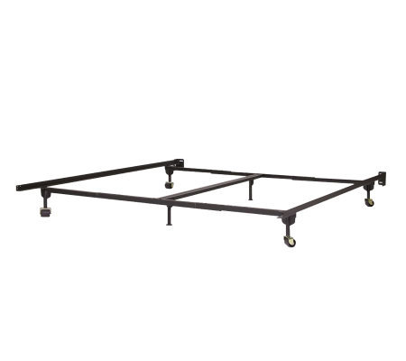 queenking heavyduty bed frame