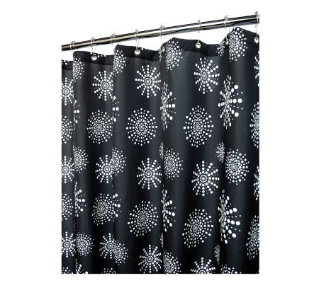Watershed 2-in-1 Stardust 72x72 Shower Curtain