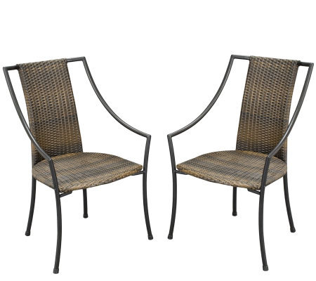 Home Styles Laguna Dining Chair - Set of 2