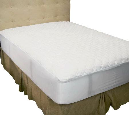 home design waterproof mattress pad home design waterproof q
