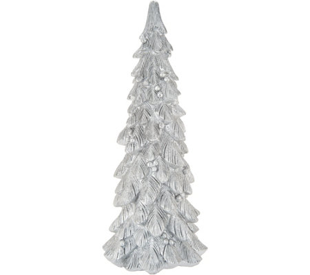 "Casa Zeta-Jones 15"" Glistening Holiday Tree"