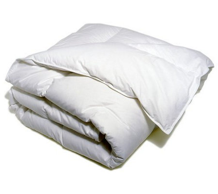 pacific coast allergyfree down comforter fullqueen