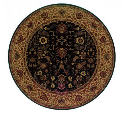 "Couristan 3'11"" Everest ""Tabriz"" Round Rug"