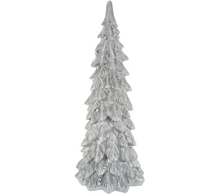 "Casa Zeta-Jones 18"" Glistening Holiday Tree"