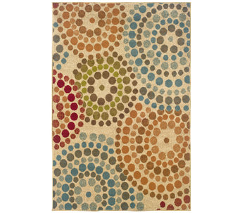 "Emerson 6'7"" x 9'6"" by Oriental Weavers - Emory - H282825"