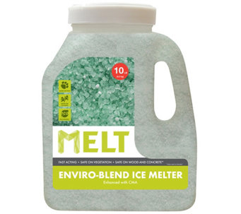 Snow Joe Melt 10-lb Premium Enviro-Blend Ice Melter with CMA - H288425